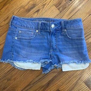 American Eagle shorts (Dailey duke style) size 6